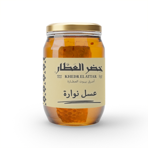 Picture of Clover Honey With Comb (1KG)