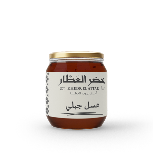 Picture of Mountain Honey 1/4 KG