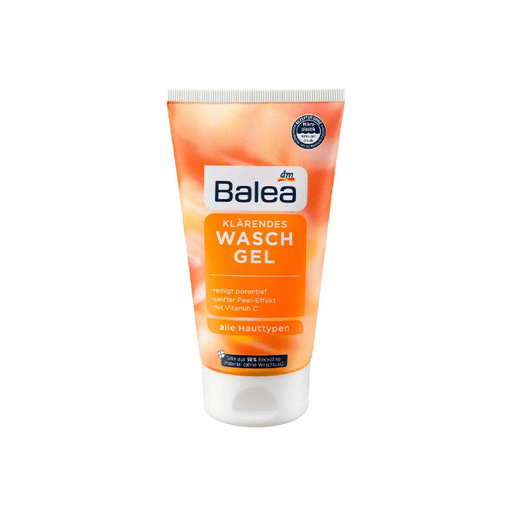 Picture of Balea Cleansing Wash Gel with Vitamin C - 150ml