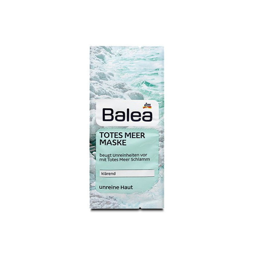 Picture of Balea Dead Sea Mask For Blemishes - 16 Ml