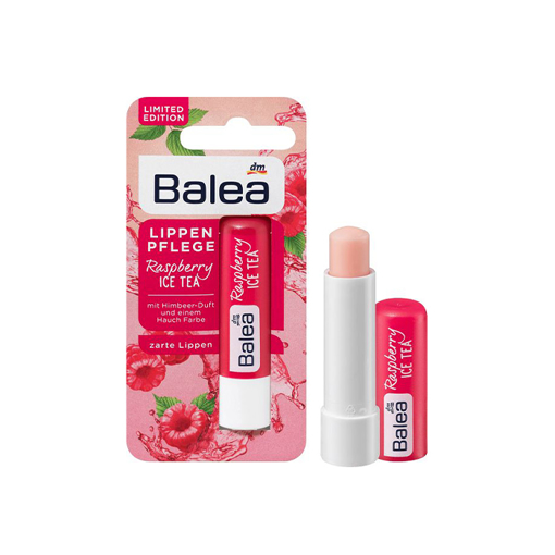 Picture of Balea Lippenpflege Raspberry Ice Tea 4,8 g