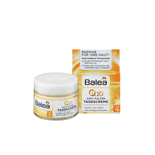 Picture of Balea Q10 anti wrinkle cream