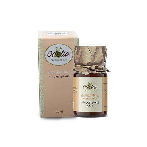 Picture of Odelia Natural Rosemary Oil - 30 ml