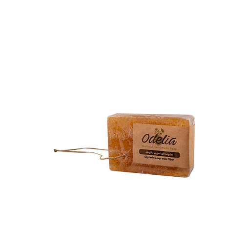 Picture of Odelia Glycerin Soap with Fiber - 115 gm