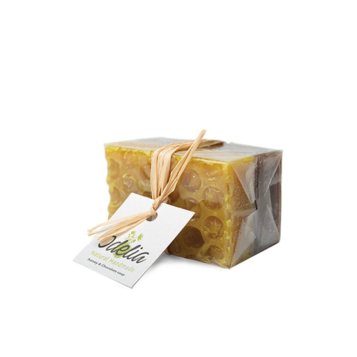 Picture of Odelia Honey and Chocolate Soap - 200 gm