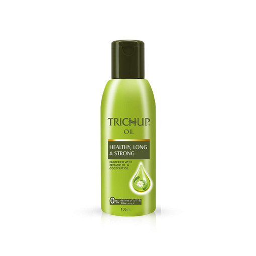 Picture of Trichup Long and Strong Hair Oil - 100 ml